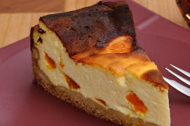 Mallorcan cheesecake is so simple and delish