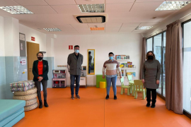 Palma's reception centres catered for 79 families in 2020