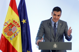 Sánchez: There will soon be more people vaccinated than infected
