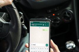 What can you do to improve your data security on WhatsApp?
