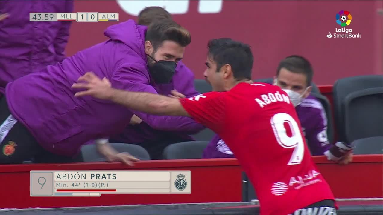 Salva's wonder goal sees Real Mallorca back on top