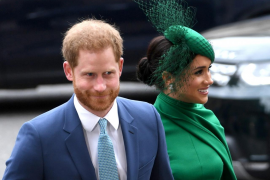 British royals in TV head-to-head with Prince Harry and Meghan