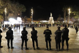 Rapper's supporters fined thousands for protests in Mallorca & Minorca