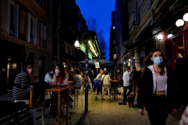 Balearic government wants bars and restaurants to close by 4pm