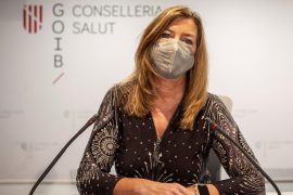 Balearic health minister concerned about an opening-up at Easter