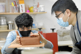 Learn the art of ceramics in Palma