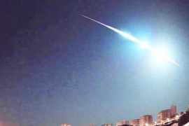 Fireball spotted in Mallorca skies on Tuesday