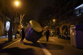 No voice, no job Protests over jailed rapper lay bare young Spaniards' frustrations
