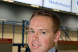 Managing Director of JetsGo Holidays Daniel Reilly