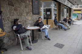 Cheers as bars & restaurants reopen in Mallorca