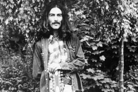George-Harrison portrait