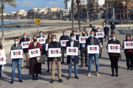 Partido Popular join the SOS Turismo campaign