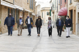 Alcudia and the Council of Majorca's plans
