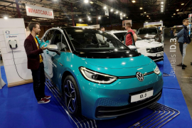 VW says electric car production in Spain hinges on EU support