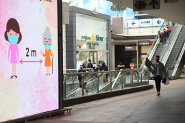 Decision on shopping centre weekend opening due this week