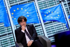 EU Parliament strips Puigdemont, two other Catalans of immunity