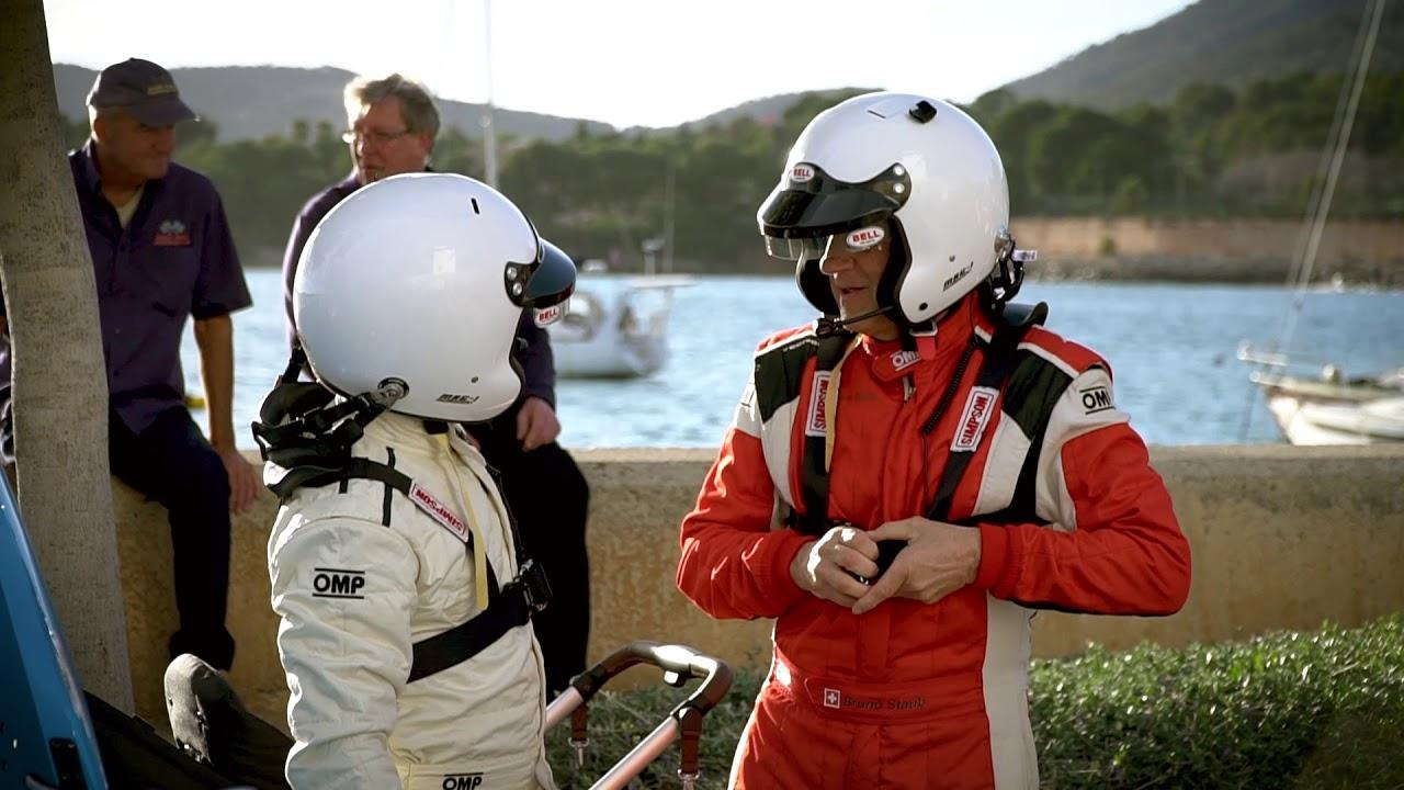 Drivers are gearing up for Mallorca's Rally Clásico