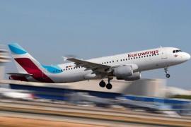 325 Eurowings flights a week from Germany & UK to Spain