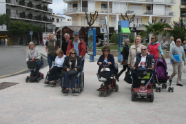 Puerto Pollensa mobility problems will soon be over