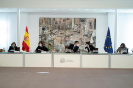 Spanish government not ruling out extension to the state of alarm