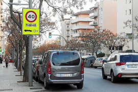 Camí dels Reis attracts most fines for speeding in Palma