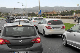 Palma car ownership exceeds national average