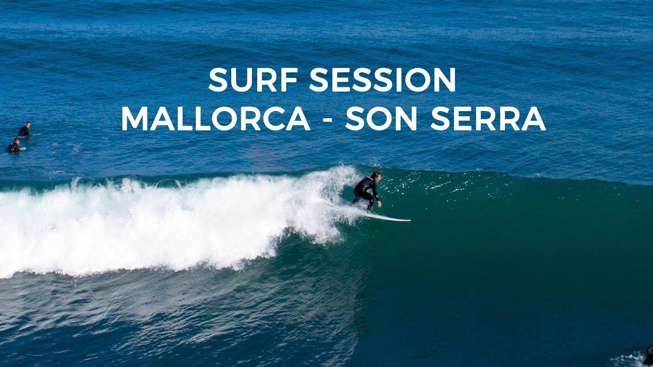 Surf's Up in Mallorca