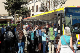 Increased bus frequencies on Palma-Soller route from Monday