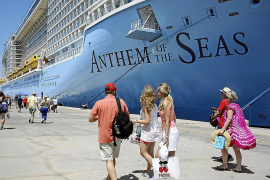New entry point for cruise ship sightseers