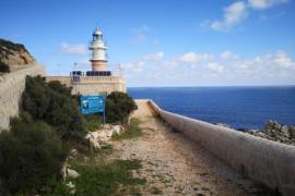Dragonera island off Mallorca