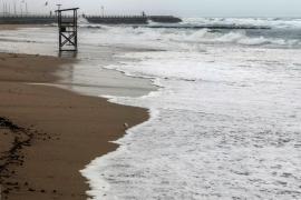 Can Pere Antoni beach, Palma, Mallorca