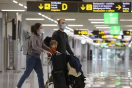 Balearics: closed to Spanish mainlanders, open to German tourists