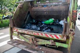 Rubbish collection strike in Alcudia & sa Pobla