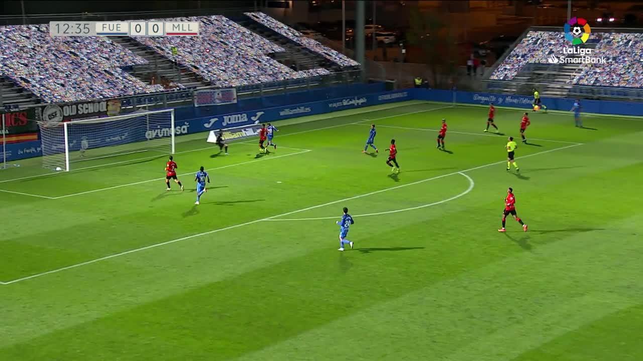 Mallorca thrashed 4-1 in Madrid