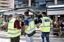 Fines for breaching restaurant table regulation