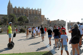 Additional funding to relaunch Palma as a tourism destination
