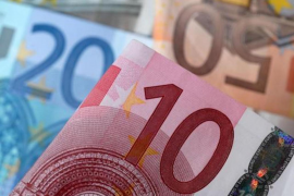 Euro Exchange rate £1.17 for Easter holiday weekend