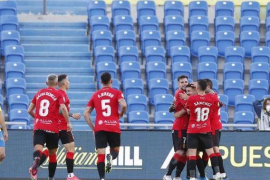 Mallorca draw and take another step towards promotion