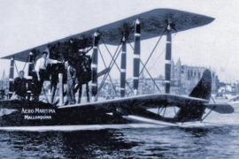 Mallorca celebrates 100 years of Aviation