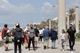 Balearics have 2nd lowest rate of infection in Spain after Easter