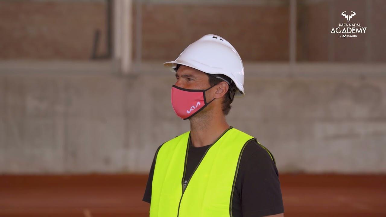 Rafa courts success with bigger Academy in Mallorca