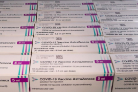 Spain's Castile and Leon region suspends AstraZeneca shots