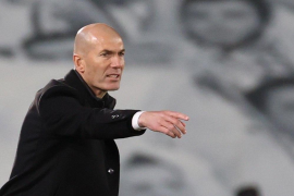 Real's Zidane hopes Saturday not the end of Messi's Clasico career