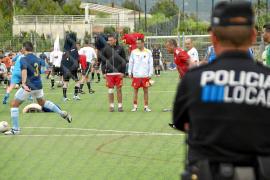 Kick-off in Santa Ponsa