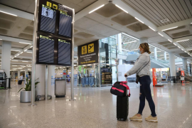 Two arrests for thefts from tourists at Palma Airport