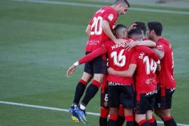 Mallorca go top again