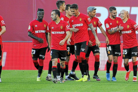 Game over in 54 seconds as Mallorca go eight points clear