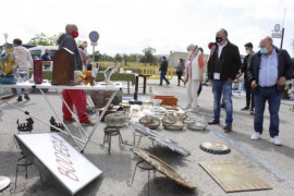 Consell Antiques Market has reopened