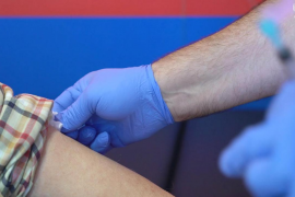 35,000 vaccine doses for the Balearics this week