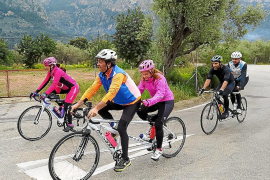 A cycling challenge like no other in Mallorca